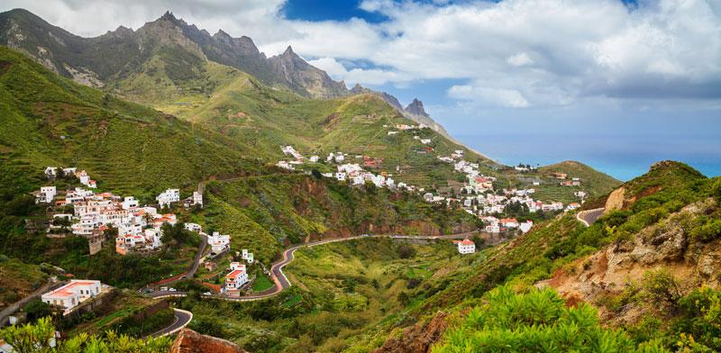 העיירה לה אורטבה/ צילום: איור: Shutterstock/א.ס.א.פ קרייטיב