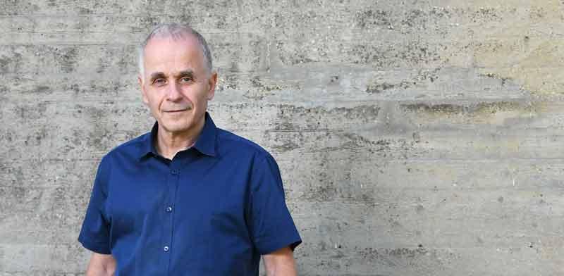 פרופסור אשר כהן נשיא האוניברסיטה העברית / צילום: רפי קוץ