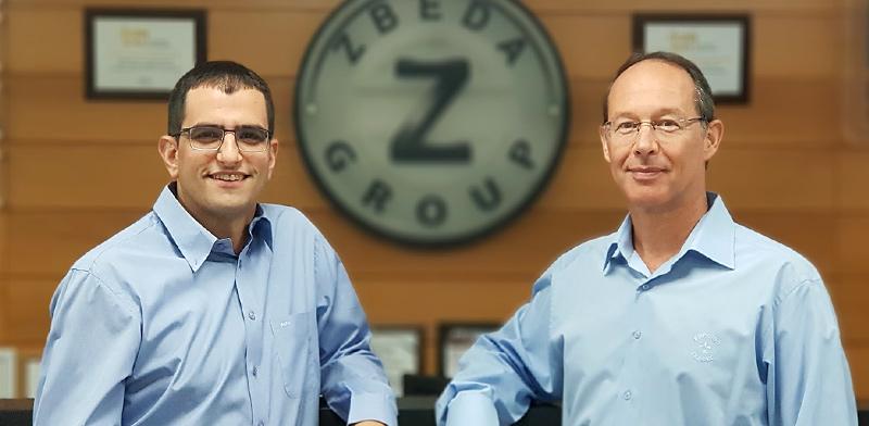 """אבי פלדמן ואייל זבידה, ממייסדי קרן ההשקעות Mobilion / צילום: יח""""צ"""