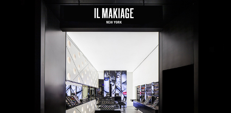 Il Makiage Dizengoff Center branch