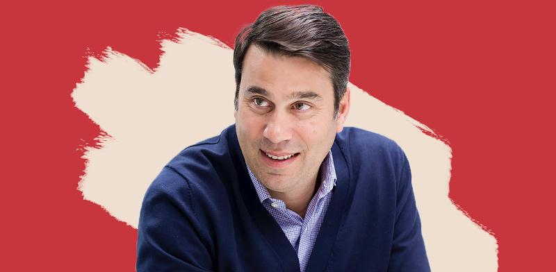 """רוברט לוקאסיו, מייסד ומנכ""""ל לייבפרסון / צילום: אתר החברה"""