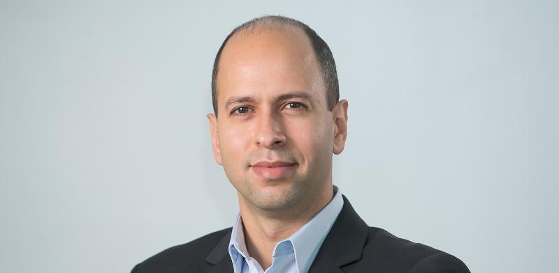 """ד""""ר אלרן חבר, מנכ""""ל ביומיקה / צילום: יח""""צ"""