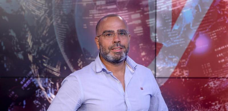 """אבי בן טל, מנכ""""ל רשת הנכנס / צילום: ynet"""
