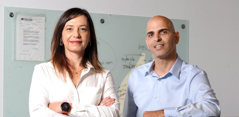 """ד""""ר דקל טליאז ויעל פרמינגר / צילום: איל יצהר, גלובס"""