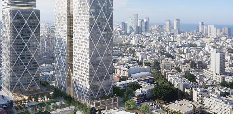 Landmark Tel Aviv  / Imagin: PR