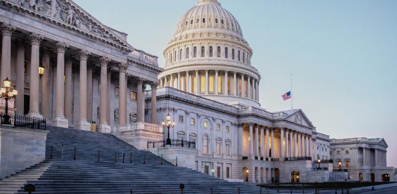 בנייני הממשל האמריקאי / צילום: shutterstock