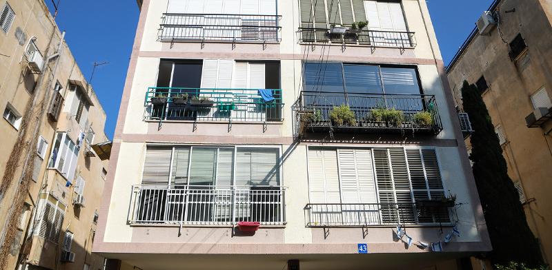 שמעון התרסי 43, תל אביב / צילום: שלומי יוסף, גלובס