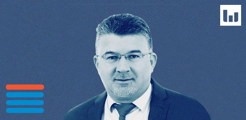 יוסף ג'בארין, הרשימה המשותפת / צילום: דוברות הרשימה המשותפת