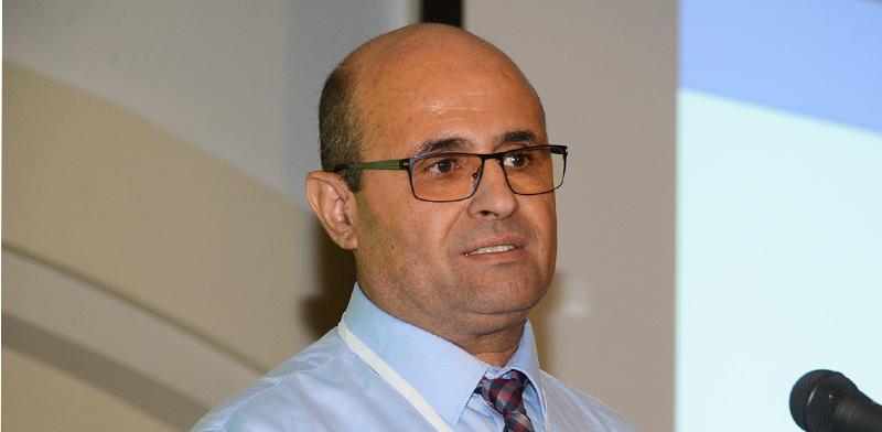 """ד""""ר אחמד חליחל, סגן מנהל אגף בכיר דמוגרפיה ומפקד,'בכנס של הפורום הכלכלי הערבי ו""""גלובס"""" / צילום: איל יצהר, גלובס"""