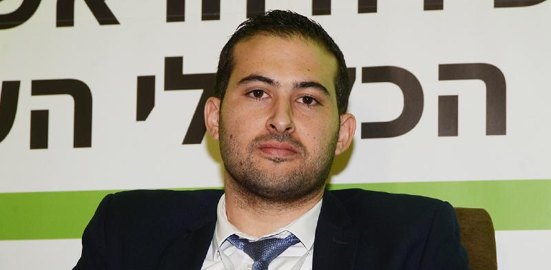 """עו""""ד נדאל חאיק, מנכ""""ל עמותת עורכי דין לקידום מינהל תקין, בכנס של הפורום הכלכלי הערבי ו""""גלובס""""  / צילום: איל יצהר, גלובס"""