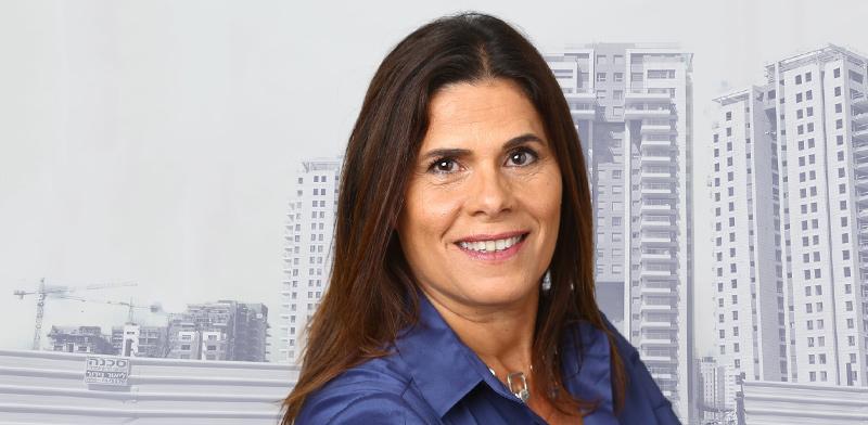 ראשת מועצת גני תקווה, ליזי דלרי'צה / צילום: אביגיל עוזי