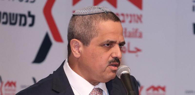 רוני אלשיך / צילום: דוברות אוניברסיטת חיפה