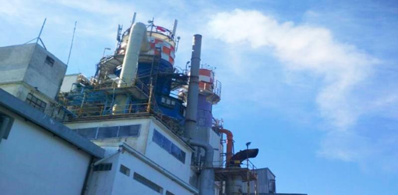 מפעל זהר דליה בקיבוץ דליה / צילום: דוברות המשרד להגנת הסביבה