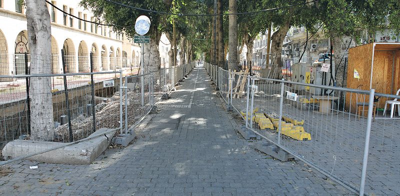 שדרות ירושלים ביפו / צילום: כדיה לוי