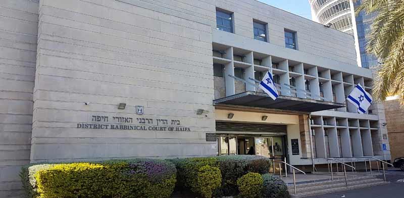בית הדין הרבני בחיפה / צילום: פאול אורלייב