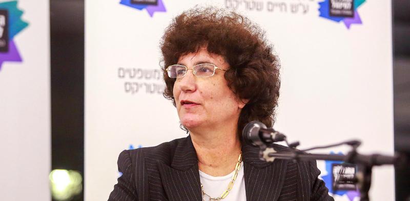 פרופ' דפנה ברק-ארז, שופטת בית המשפט העליון / צילום: שלומי יוסף