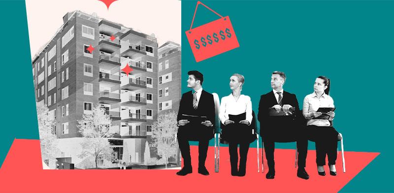 תהליך בחירת היזם / עיצוב: טלי בוגדנובסקי, צילום: shutterstock