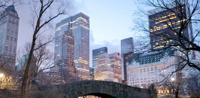 מגדלי יוקרה במערב הסנטרל פארק, ניו יורק / צילום: shutterstock