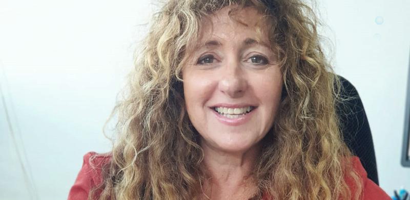 """מיכל זימלר. מונתה לסמנכ""""לית חטיבת Customer Success במיקרוסופט ישראל / צילום: ליאל בירון, יח""""צ"""