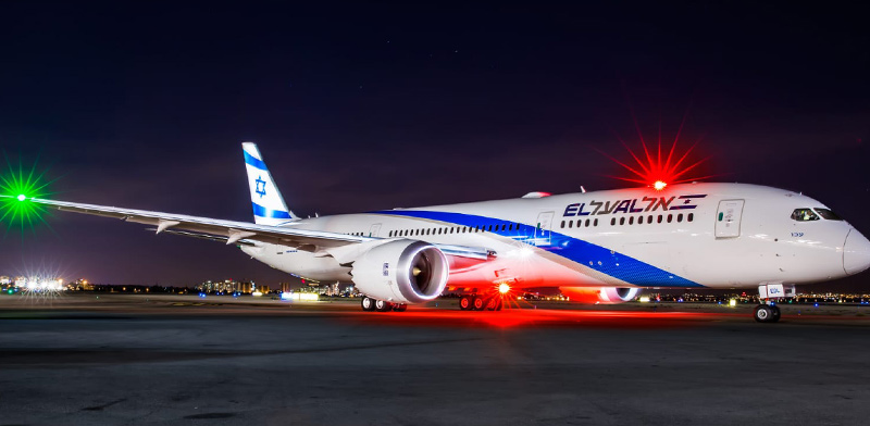 El Al  / Photo: Yochai Mussi