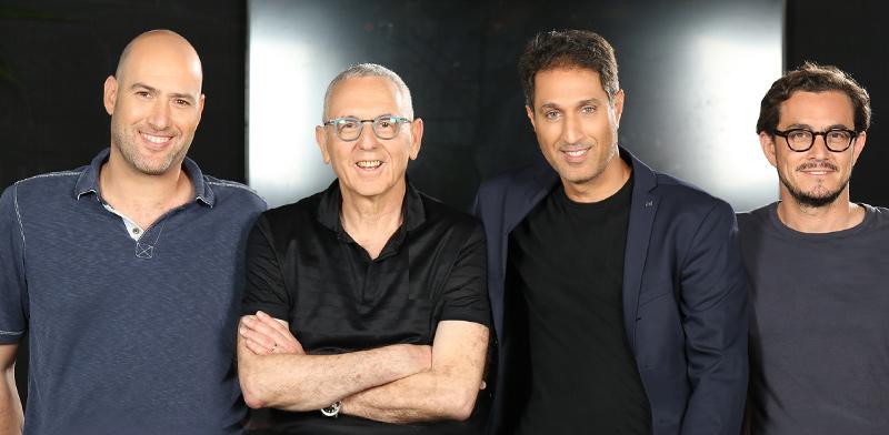 Crescendo Venture Partners leading team Dr. Yuval Avni, Zvi Shechter, Tal Mizrahi, Jean-Marc Liling  / Photo: PR