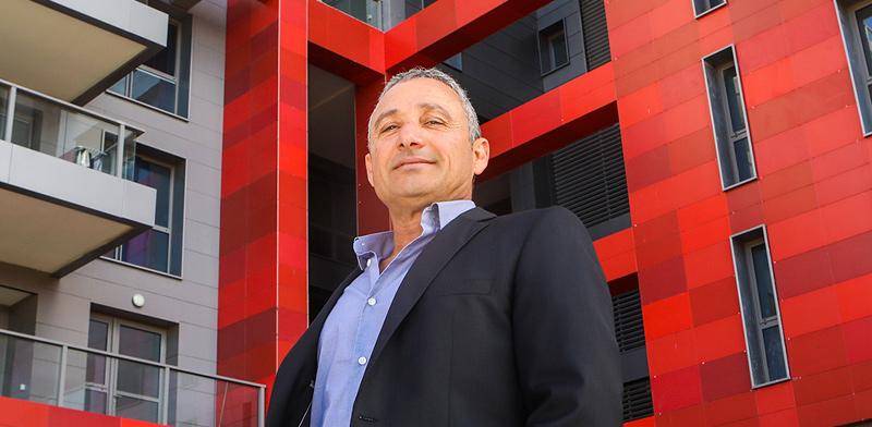 משה קורן, מנהל ההתחדשות העירונית בחברת אזורים / צילום: שלומי יוסף