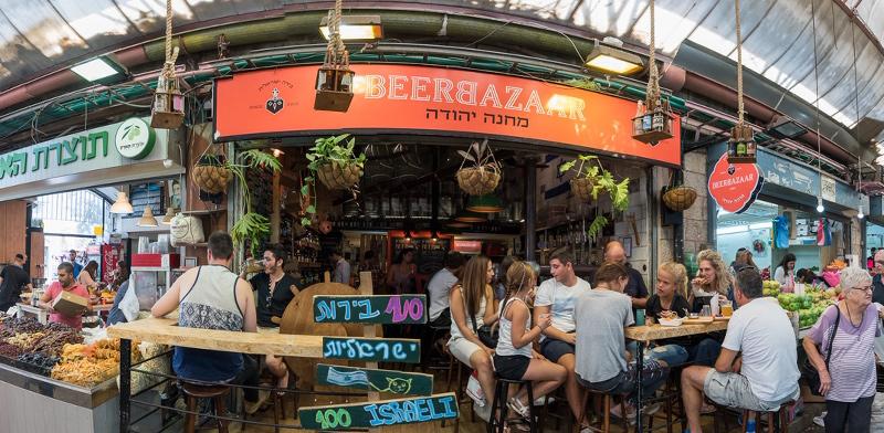 """סניף של רשת הברים בירבזאר / צילום: יח""""צ"""