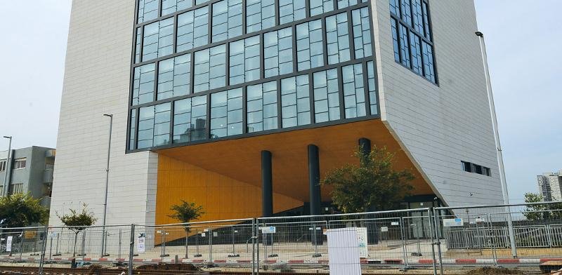 בית המשפט החדש בבת ים / צילום: איל יצהר, גלובס