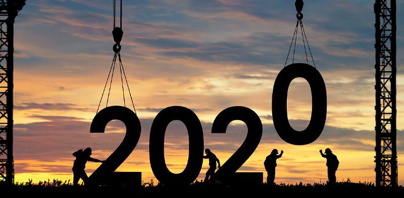 20 נקודות מפתח על 2020 / אילוסטרציה: shutterstock, שאטרסטוק