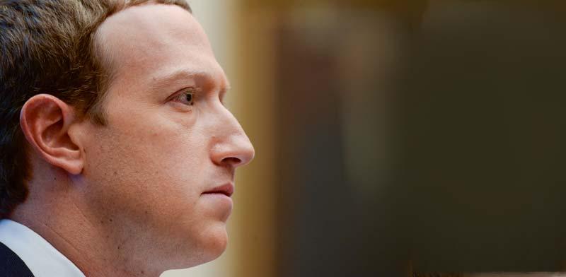"מייסד ומנכ""ל פייסבוק, מארק צוקרברג / צילום: רויטרס  ERIN SCOTT"