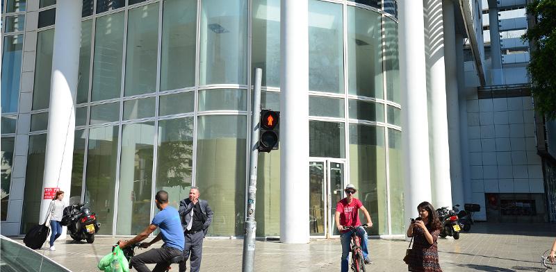 """פרויקט של א.דורי בניה בע""""מ ברוטשילד, תל אביב / צילום: תמר מצפי"""