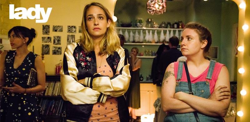 מחקר קנאה / צילום:מתוך הסדרה 'בנות' באדיבות yes