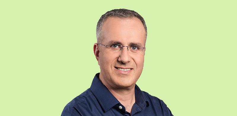 זיו דשא, ראש מועצת זכרון יעקב / צילום: יורם רשף