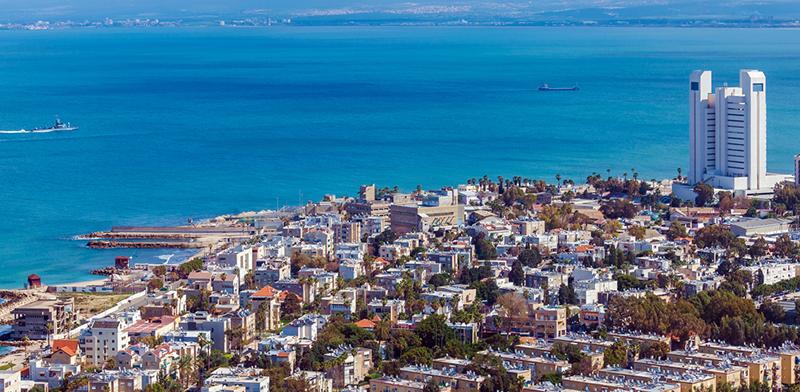 שכונת בת גלים בחיפה / צילום: Shutterstock, א.ס.א.פ קריאטיב