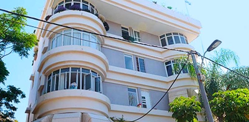 """רחוב הלפרין 3, סמוך למלון הילטון, תל-אביב / צילום: יח""""צ"""