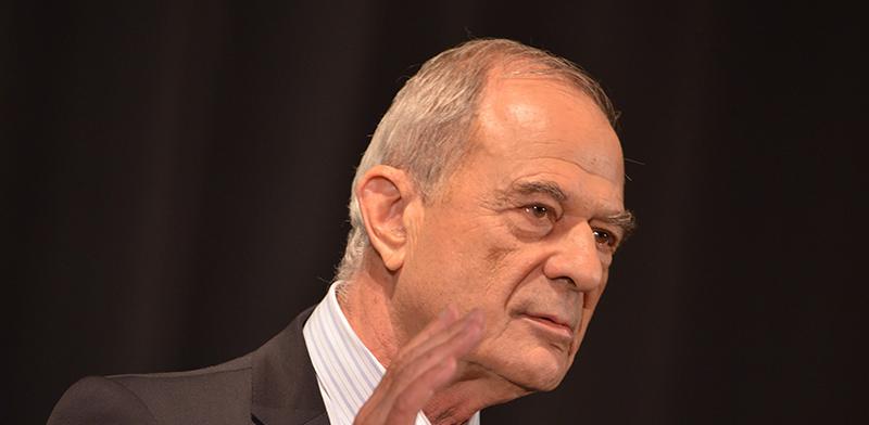 אוריאל לין, נשיא איגוד לשכות המסחר / צילום: תמר מצפי