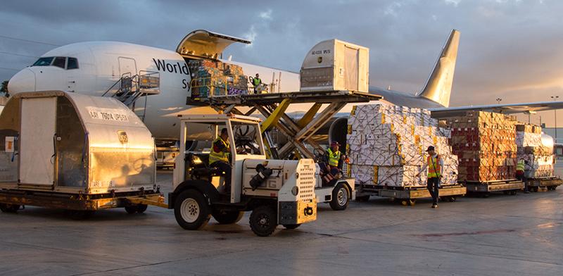 שדה תעופה / צילום: UPS
