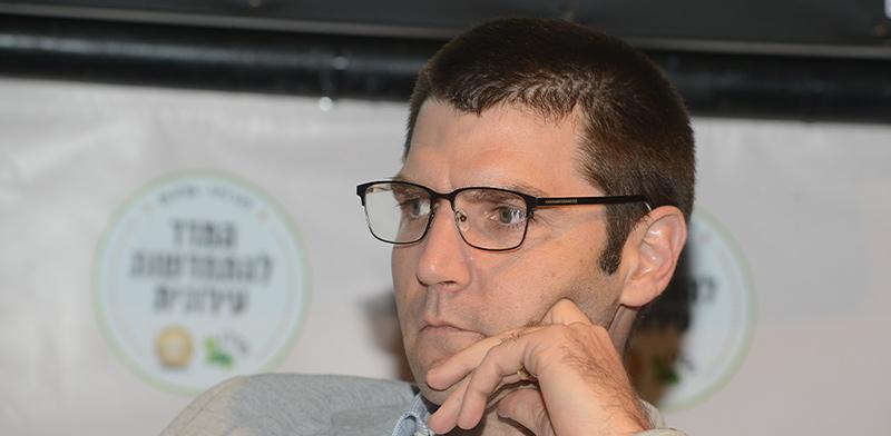 עומר גוגנהיים, מנהל אשדר בוטיק / צילום: איל יצהר