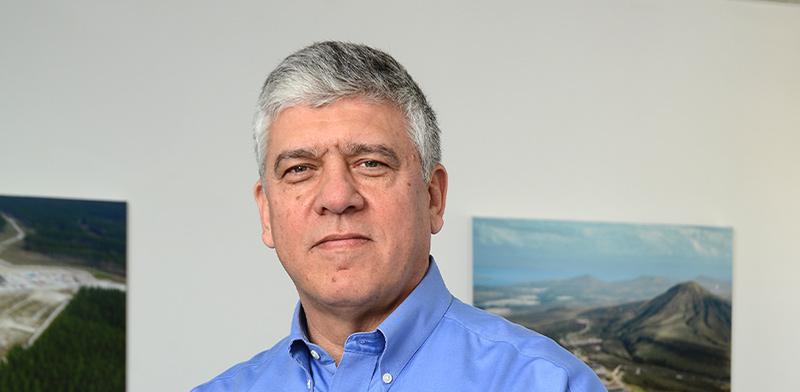 יצחק אנג'ל, מנכל אורמת / צילום: איל יצהר