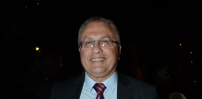 "אריק יוגב, מנכ""ל איילון ביטוח / צילום: יוסי כהן"