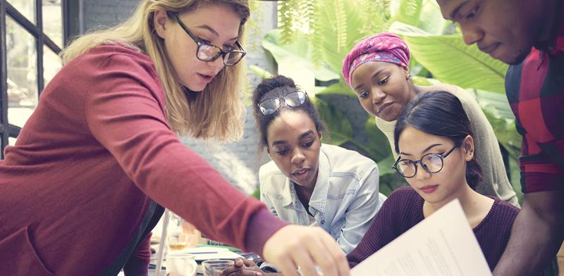 נשים בשוק העבודה / צילום:Shutterstock/ א.ס.א.פ קריאייטיב