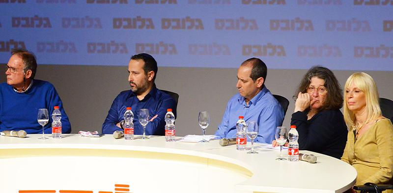 פאנל תכנון, ועידת ישראל לנדלן / צילום: איל יצהר