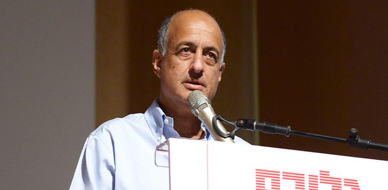 תמיר דגן, ועידת ישראל לנדלן / צילום: איל יצהר