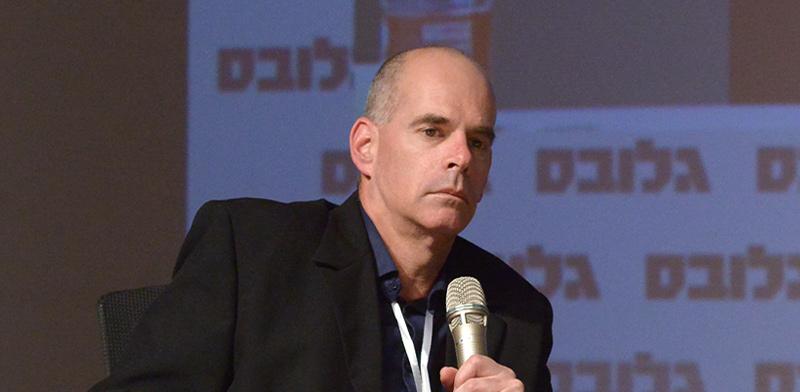ארז קמיניץ, ועידת ישראל לנדלן / צילום: איל יצהר