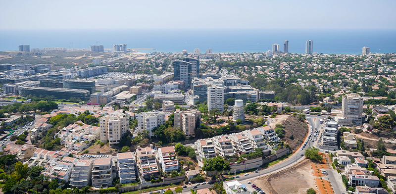 Herzliya Photo: Shutterstock ASAP Creative