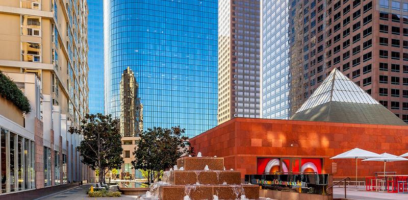 בנין שרכשה הראל בלוס אנג'לס / צילום: יחצ