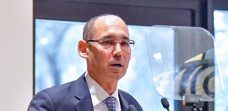 פרופ' ירון אמיר, נגיד בנק ישראל / צילום: רפי קוץ