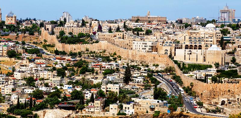ירושלים. העירייה התאמצה לאתר דירות רפאים / צילום: Shutterstock/ א.ס.א.פ קריאייטיב