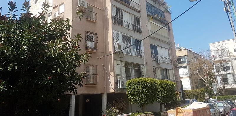 דופלקס ברחוב עמדן 7, מתחם בזל, תל-אביב / צילום: איל יצהר