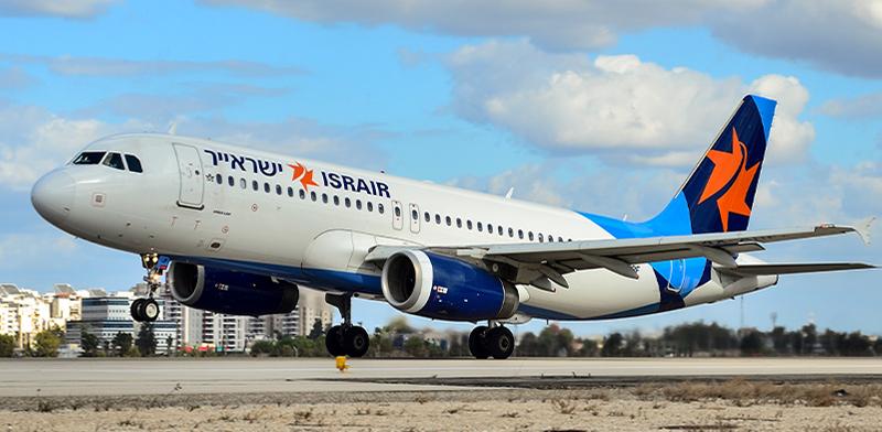 מטוס ישראייר / צילום: יחצ